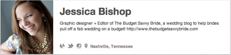 The Budget Savvy Bride on Pinterest