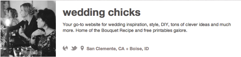 Wedding Chicks on Pinterest