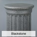 Blackstone Wedding Column