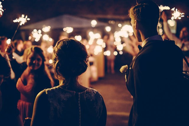 things to avoid at your wedding reception